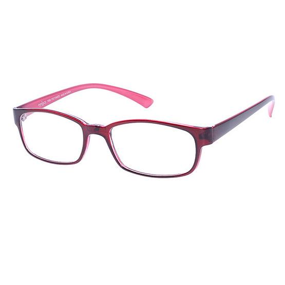 Eyelucy กรอบแว่นตา รุ่น DS044 Wine & Pink