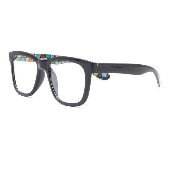 Eyelucy กรอบแว่นตา รุ่น DS2182-C3 สีดำ