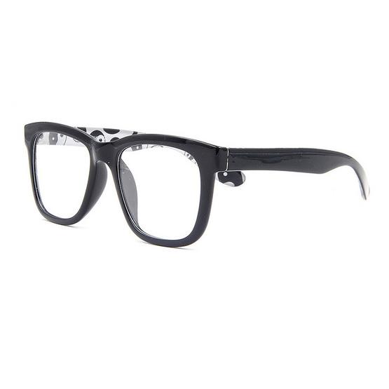 Eyelucy กรอบแว่นตา รุ่น DS2182-C7 สีดำ
