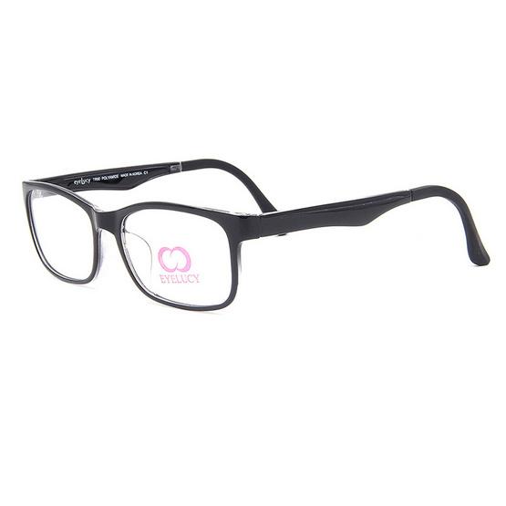 Eyelucy กรอบแว่นตา รุ่น DS540-C1 สีดำ