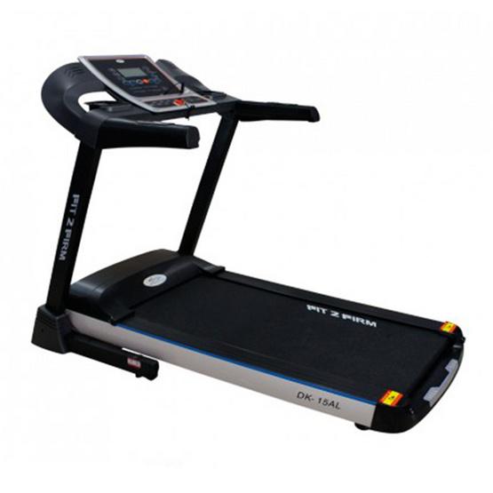 FIT2FIRM ลู่วิ่งไฟฟ้า Motorizer Treadmill รุ่น DK-15AL - 3.0 CHP motor