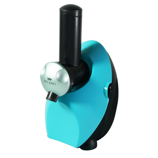FRY KING เครื่องทำไอศกรีมผลไม้ รุ่น FR-F1 ( สีฟ้า )
