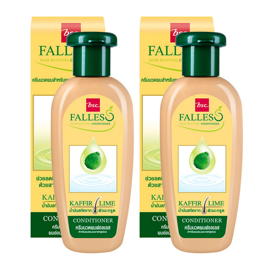 Falless Hair Conditioner 180ml Pack2