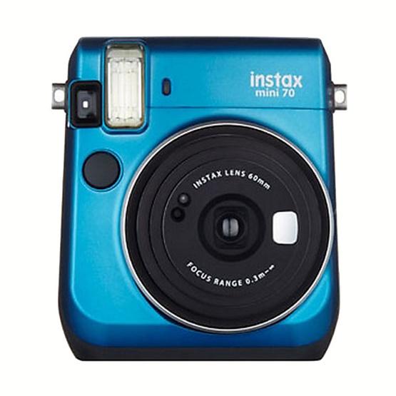 Fujifilm กล้อง Instax Mini 70 Blue (ประกันศูนย์ 1 ปี)