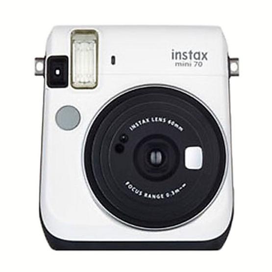 Fujifilm กล้อง Instax Mini 70 White (ประกันศูนย์ 1 ปี)