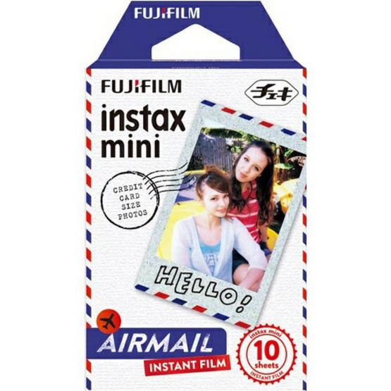 Fujifilm ฟิล์ม Instax Mini Film ลาย Airmail WW1 - A