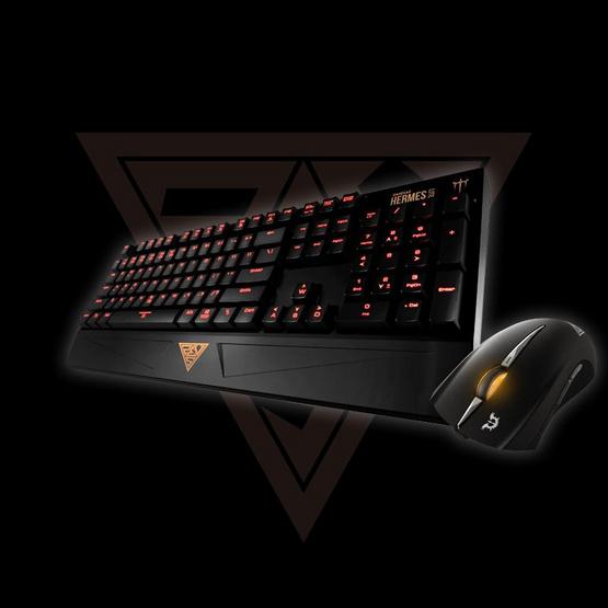 GAMDIAS Gaming Keyboard Hermes Lite (Keyboard + Mouse 4000DPI)