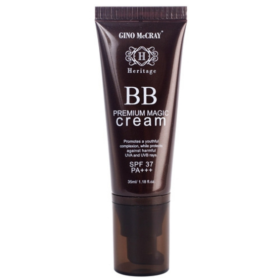 GINO McCRAY Heritage BB Premium Magic Cream