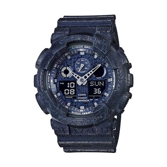 G-Shock นาฬิกาข้อมือ Analog-Digital รุ่น GA-100CG-2ADR