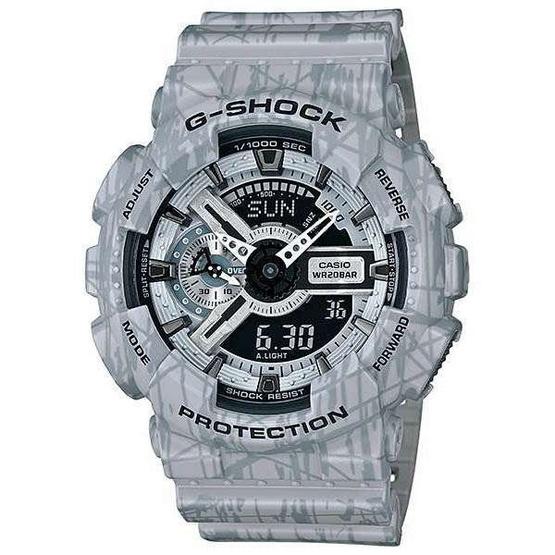 G-Shock นาฬิกาข้อมือ รุ่น GA-110SL-8ACR