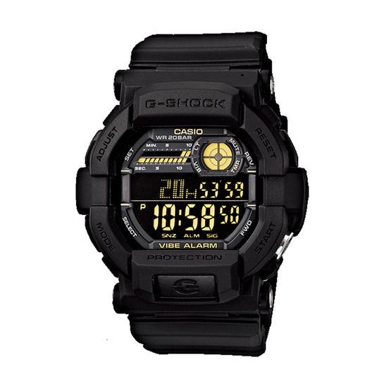 G-Shock นาฬิกาข้อมือ รุ่น GD-350-1BDR