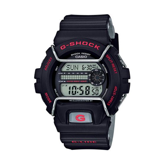 G-Shock นาฬิกาข้อมือ G-Lide รุ่น GLS-6900-1DR