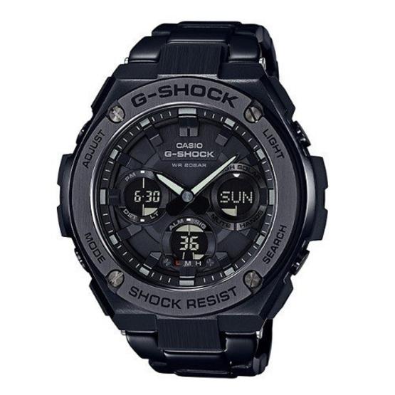 G-Shock นาฬิกาข้อมือ รุ่น G-Steel GST-S110BD-1BDR