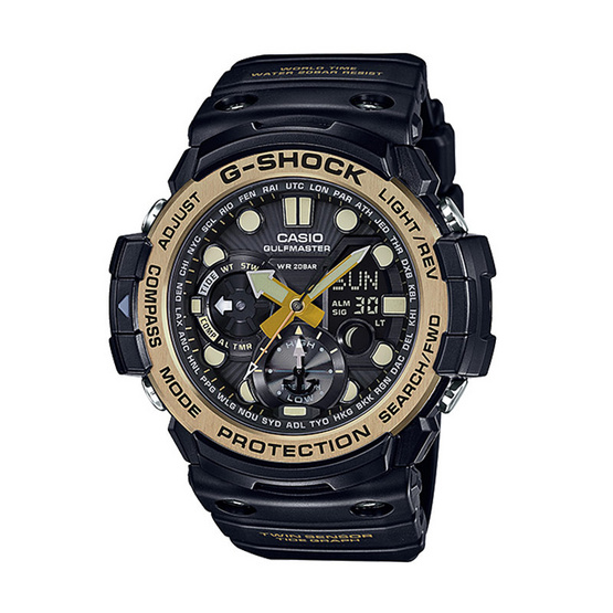 G-Shock นาฬิกาข้อมือ Gulfmaster รุ่น GN-1000GB-1ADR