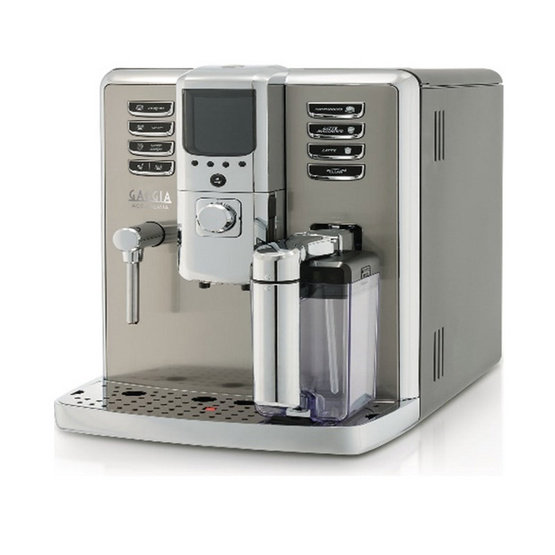 Gaggia เครื่องชงกาแฟ รุ่น ACCADEMIA
