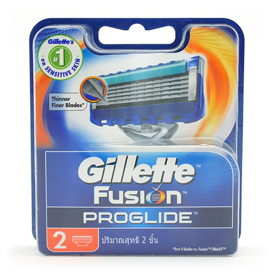 Gillette Fusion Proglide 2 Cartridges
