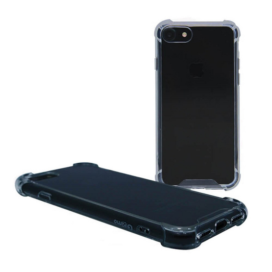 Gizmo Case iPhone 7 Fusion Clear Black