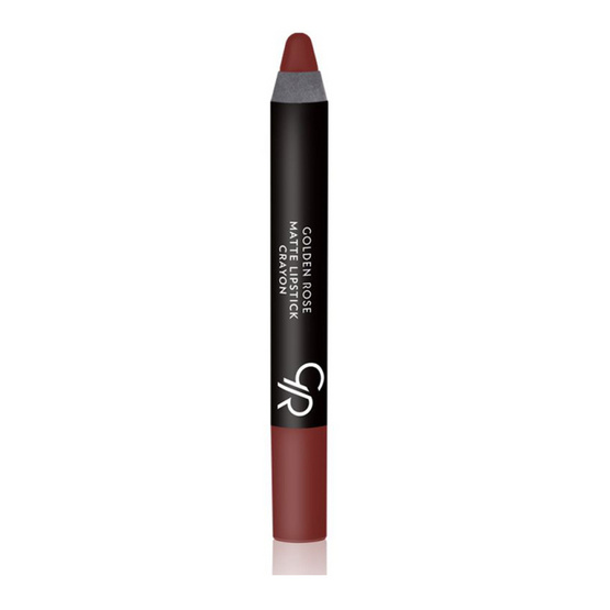 Golden Rose Matte Lipstick Crayon 3.5g No.01
