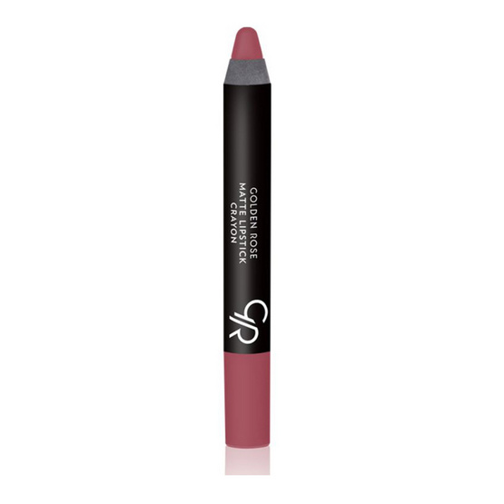 Golden Rose Matte Lipstick Crayon 3.5g No.08