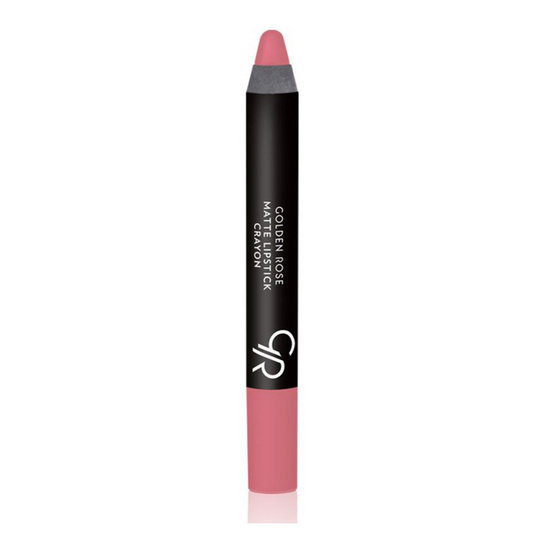 Golden Rose Matte Lipstick Crayon 3.5g No.12