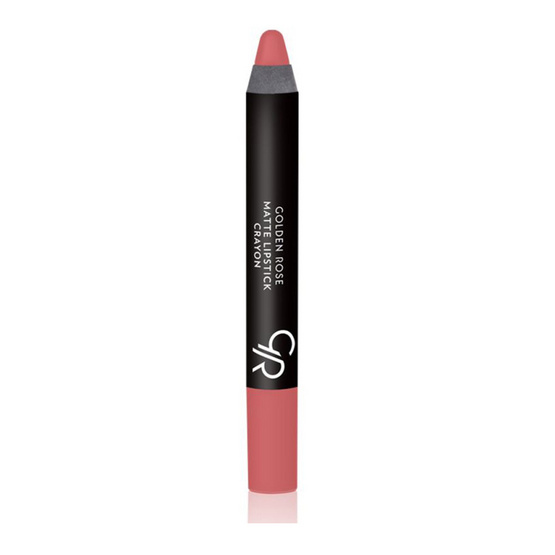 Golden Rose Matte Lipstick Crayon 3.5g No.13