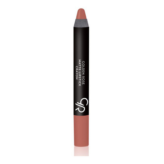 Golden Rose Matte Lipstick Crayon 3.5g No.18