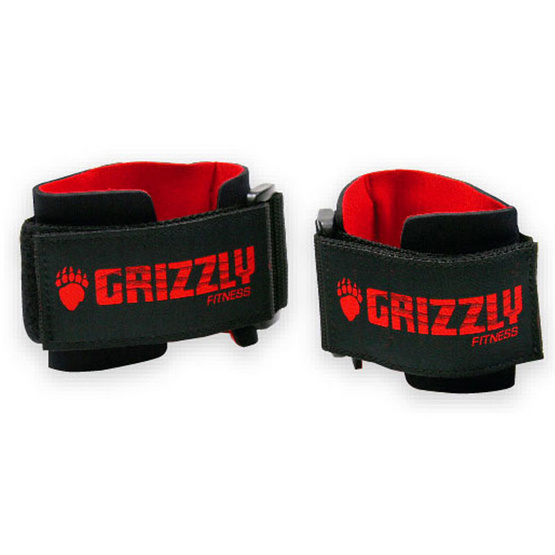 Grizzly Fitness POWER TRAINING WRIST WRAPS สายรัดข้อมือ