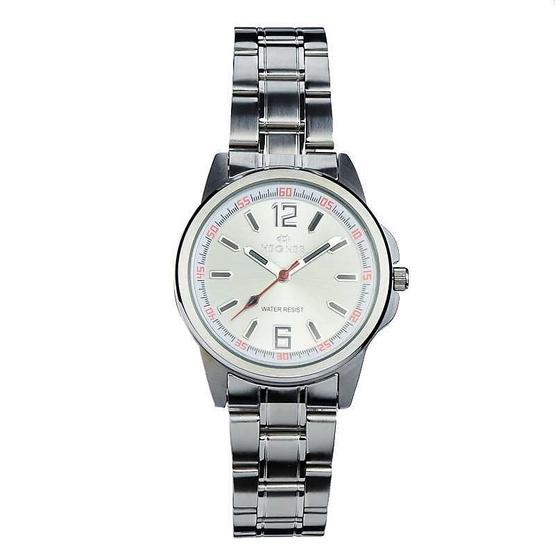 HEGNER นาฬิกาข้อมือ รุ่น HW-L-0953-BSS-W