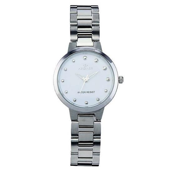 HEGNER นาฬิกาข้อมือ รุ่น HW-L-3907-SS-W