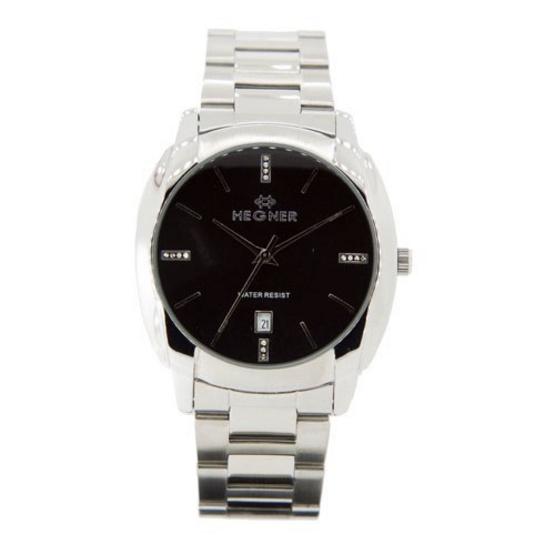 HEGNER นาฬิกาข้อมือ รุ่น HW-M-1141-BSSD-B (ผู้ชาย)