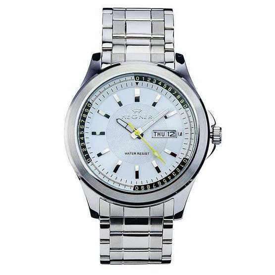 HEGNER นาฬิกาข้อมือ รุ่น HW-M-1166-DDSS-W