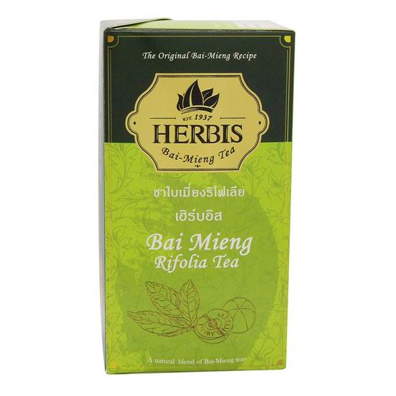 Herbis ชาใบเมี่ยงริโฟเลีย 30กรัม