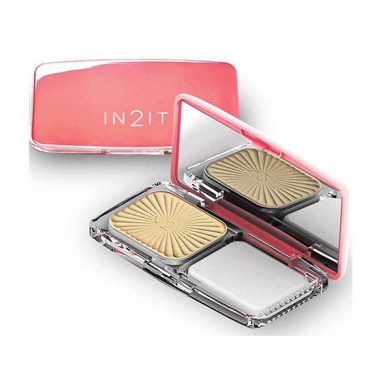 ซื้อ IN2IT UV Cover Perfect Powder #VPF02 worm beige