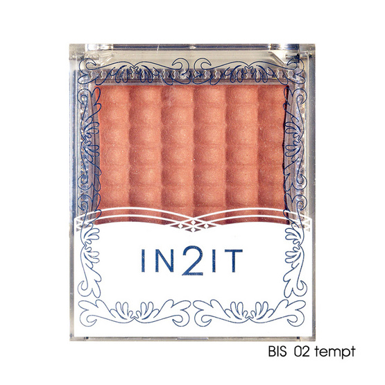 IN2IT Waterproof Single Blush 3g #BIS02 Tempt