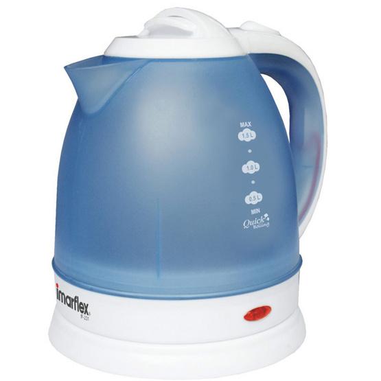 Imarflex กาน้ำไฟฟ้า(IF-231) สีฟ้า
