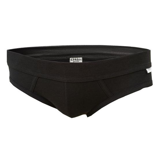 J.Press กางเกงในชาย รุ่น 4101M (6 ตัว/เซ็ท) ดำ/กรม/เทา