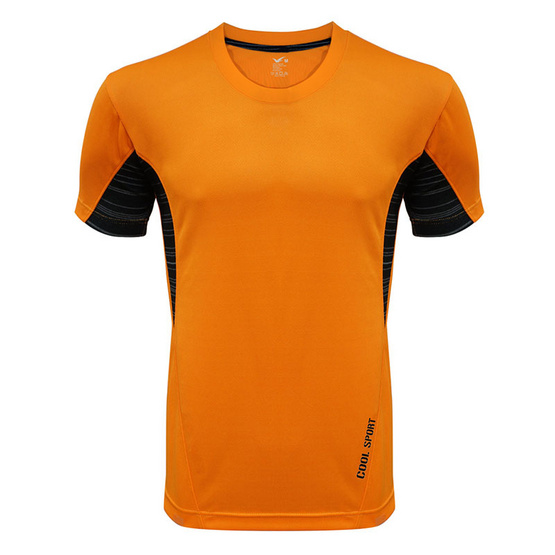 J.Press เสื้อยืดกีฬาชาย 7502/OR สีส้ม