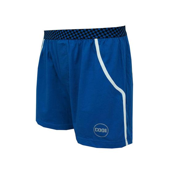 J.Press กางเกงขาสั้นชาย รุ่น 8204/MBU (2 ตัว/เซ็ท) สีน้ำเงิน