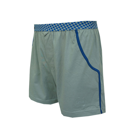 J.Press กางเกงขาสั้นชาย รุ่น 8204/MGY (2 ตัว/เซ็ท) สีเทา