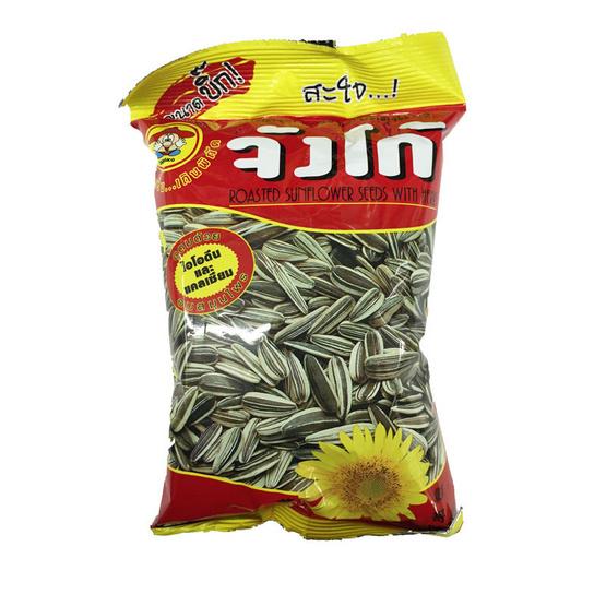 Jangko จังโก้ เมล็ดทานตะวัน อบสมุนไพร ขนาด 42 g. (12 ชิ้น)