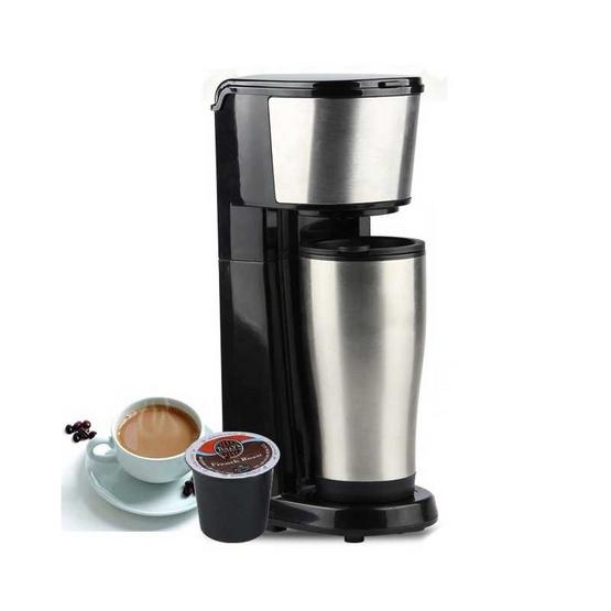 ซื้อ Jowsua เครื่องชงกาแฟสดแคปซูลและผง Capsule Coffee Machine