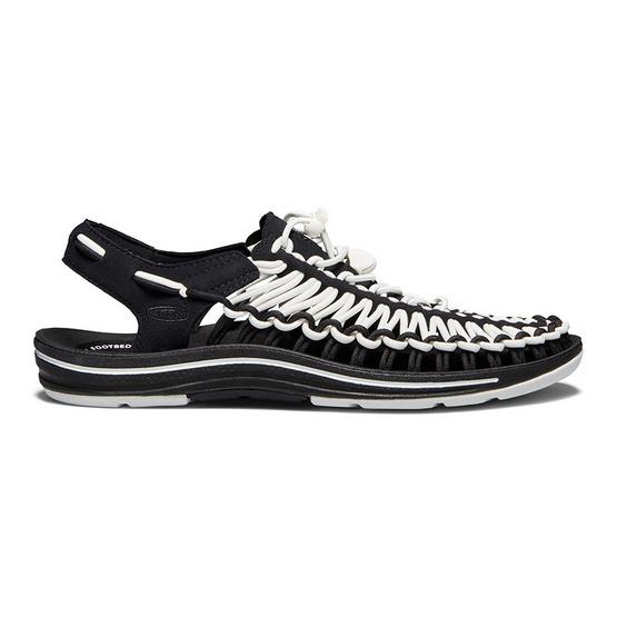 KEEN รองเท้าผู้ชาย M-UNEEK BLACK/WHITE