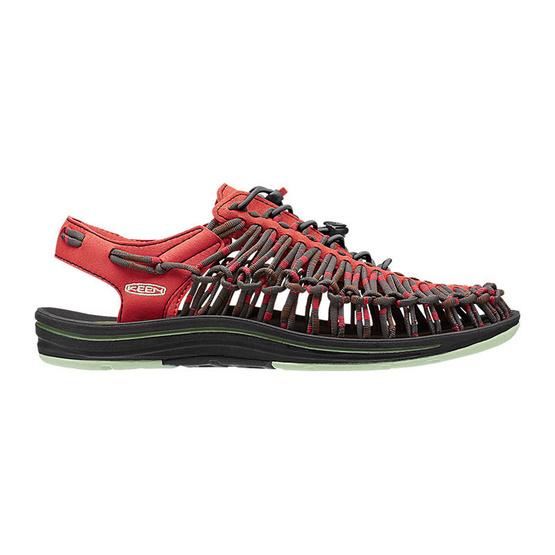 KEEN รองเท้าผู้ชาย M-UNEEK STRIPES BOSSA NOVA/RAYA