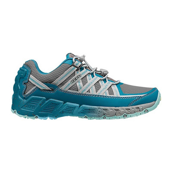 KEEN รองเท้าเดินป่า รุ่น VERSATRAIL (Ink Blue/Eggshell Blue) image