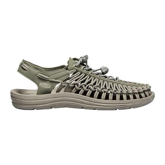 KEEN รองเท้าผู้หญิง W-UNEEK DUSTY OLIVE/BRINDLE