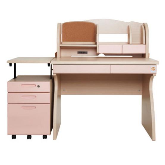 KNOTTY BERRY โต๊ะเขียนหนังสือ ORIGIN สีชมพู