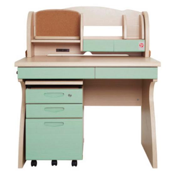 KNOTTY BERRY โต๊ะเขียนหนังสือ ORIGIN สีเขียว
