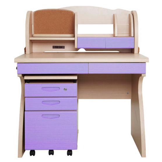 KNOTTY BERRY โต๊ะเขียนหนังสือ ORIGIN สีม่วง
