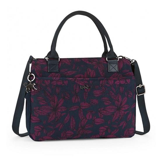 Kipling กระเป๋าสะพาย Caralisa #Orchard Bloom Bl