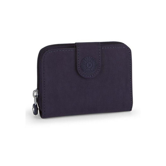 Kipling กระเป๋าสตางค์ New Money #Blue Purple C